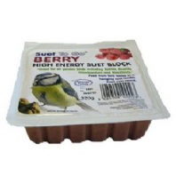 Suet To Go Berry & Bugs Suit Block 320g